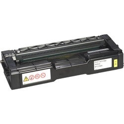 Ricoh Original Toner Cartridge - Yellow