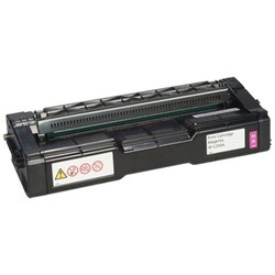 Ricoh SP C250A Original Toner Cartridge - Magenta