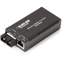 Black Box MultiPower LGC011A-R2 Transceiver/Media Converter