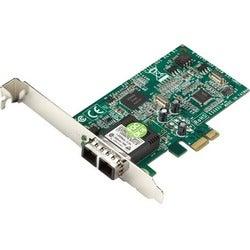 Black Box PCI-E Fiber Adapter, 1000BASE-SX, Multimode, SC
