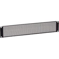 "Black Box Vent Panel, 2U (3.5""H)"