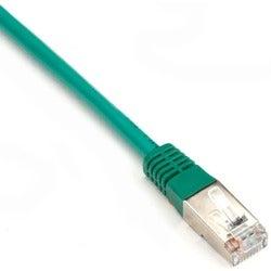 Black Box CAT6 250-MHz Shielded, Stranded Cable SSTP (PIMF), PVC, Gre
