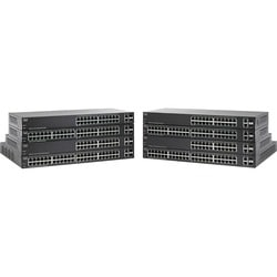 Cisco SF220-48P 48-Port 10/100 PoE Smart Plus Switch