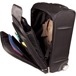 "Urban Factory City Classic Carrying Case (Suitcase) for 17"" Notebook,"