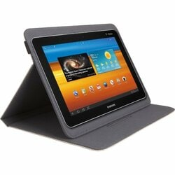 "Urban Factory Universal Carrying Case (Folio) for 8"" Tablet - Black"
