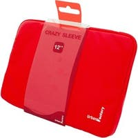 """Urban Factory MSA11UF Carrying Case (Sleeve) for 12"""" Netbook - White"""