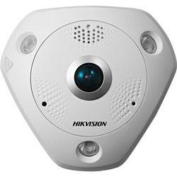 Hikvision DS-2CD6332FWD-IV 3 Megapixel Network Camera - Color