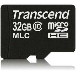 Transcend 32 GB microSDHC