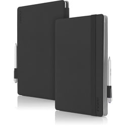 Incipio Roosevelt Carrying Case (Folio) for Tablet - Black