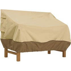 Classic Accessories Veranda Loveseat/ Bench Cover|https://ak1.ostkcdn.com/images/products/etilize/images/250/1028223896.jpg?impolicy=medium