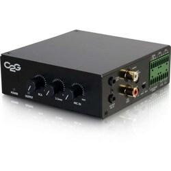 C2G Amplifier - 50 W RMS - Black