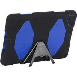 Griffin Black/Blue Survivor All-Terrain Case + Stand for iPad Air
