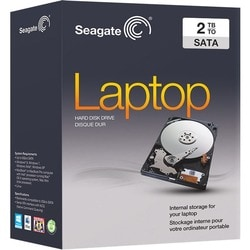 "Seagate STBD2000102 2 TB 2.5"" Internal Hard Drive"