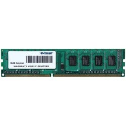 Patriot Memory Signature 4GB DDR3 PC3-10600 (1333MHz) CL9 DIMM