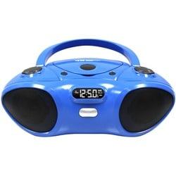 Hamilton Buhl CD/ BlueTooth Boom Box Supports Bluetooth V2.0 Wireless