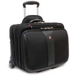 "Wenger WA-7953-02F00 Carrying Case for 17"" Notebook - Black"