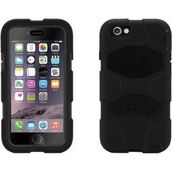 Griffin Survivor All-Terrain Carrying Case for iPhone - Black
