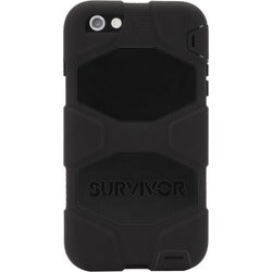Griffin Survivor All-Terrain Carrying Case for iPhone - Black, Pink