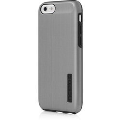 Incipio DualPro SHINE Dual Layer Protection with Brushed Aluminum Fin