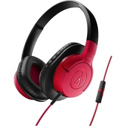 Audio-Technica ATH-AX1iS Portable Headphones
