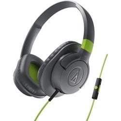 Audio-Technica SonicFuel Headphone + Smartphone Controls AX1iSGY