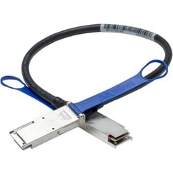 Mellanox Passive Copper Cable, VPI, up to 100Gb/s, QSFP, LSZH, 3m