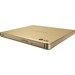 LG GP65NG60 External DVD-Writer - Gold