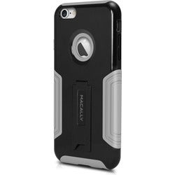 Macally Hardshell Case with Stand for iPhone 6 Plus