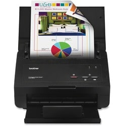 Brother ImageCenter ™ ADS2000E Document Scanner - Duplex