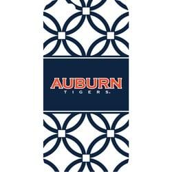 OTM iPhone 6 White Glossy Case Auburn University - Elm Band V1