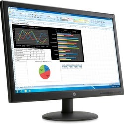 "HP Business V241P 23.6"" LED LCD Monitor - 16:9 - 5 ms"