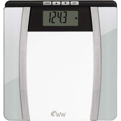 Weight Watchers Glass Body Analysis Scale