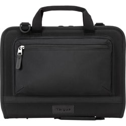 "Targus TKC005 Carrying Case (Messenger) for 11.6"" Chromebook - Black"