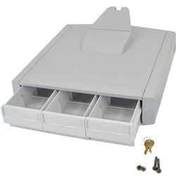 Ergotron SV Primary Storage Drawer, Triple