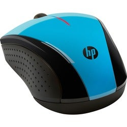 HP X3000 Blue Wireless Mouse
