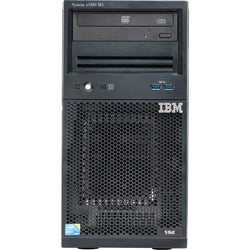 Lenovo System x x3100 M5 5457EBU Tower Server - 1 x Intel Xeon E3-122