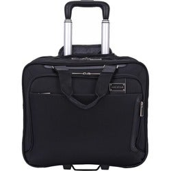 """ECO STYLE Carrying Case (Roller) for 15.6"""" Notebook, Tablet, iPad"""