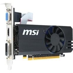 MSI N730K-2GD5LP/OC GeForce GT 730 Graphic Card - 1.01 GHz Core - 2 G