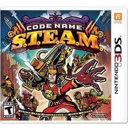 Nintendo 3DS - Code Name: S.T.E.A.M.