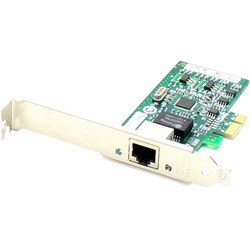 AddOn HP FS215AA Comparable 10/100/1000Mbs Single Open RJ-45 Port 100