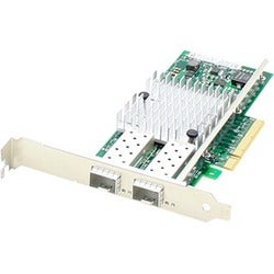 AddOn Intel E10G42BTDA Comparable 10Gbs Dual Open SFP+ Port PCIe x8 N