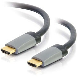 C2G 1.5ft Select High Speed HDMI Cable with Ethernet M/M - In-Wall CL