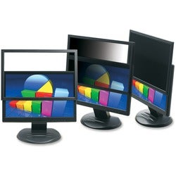 3M PF322W9 Framed Privacy Filter for Widescreen Desktop LCD Monitor