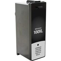 V7 Ink Cartridge - Alternative for Lexmark (14N1068) - Black