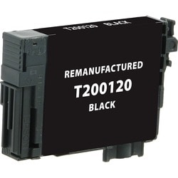 V7 Ink Cartridge - Alternative for Epson (T200120) - Black