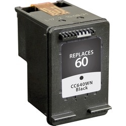 V7 Ink Cartridge - Alternative for HP (CC640WN#140) - Black