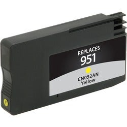 V7 Ink Cartridge - Alternative for HP (CN052AN#140) - Yellow