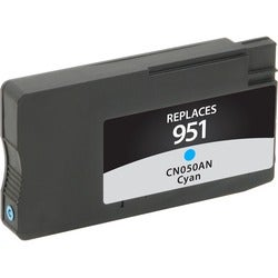 V7 Ink Cartridge - Alternative for HP (CN050AN#140) - Cyan