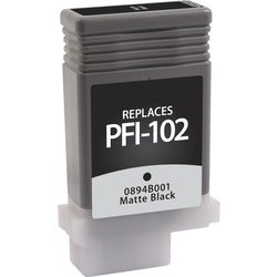 V7 Ink Cartridge - Alternative for Canon (0894B001) - Matte Black