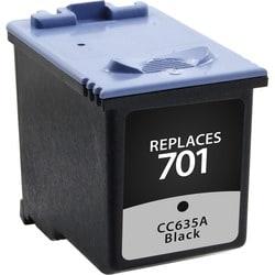 V7 Ink Cartridge - Alternative for HP (CC635A) - Black